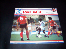 Crystal Palace v Oldham Athletic, 1982/83